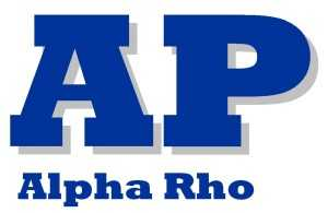Alpha Rho Logo
