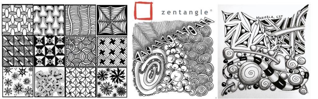 New Workshop: Learn to Zentangle! – Compass Homeschool Classes